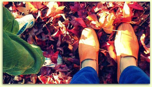 Под шёпот листвы...