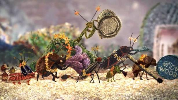 Чинти — короткометражный мультфильм 2011 года, снятый режиссером Натальей Мирзоян в технике сыпучих материалов (различные сорта чая).