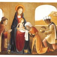 Fête des Rois — День Трёх Королей