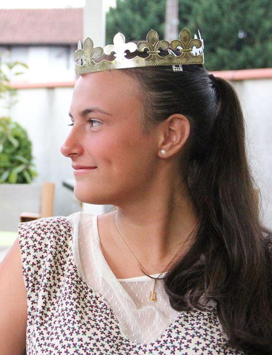 Дочь Лаура: Я тут королева!