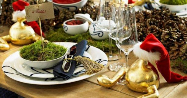 2014 год — шанс околдовать кулинарными чарами всех, кто прикоснется к вашему накрытому и полному яств  столу!