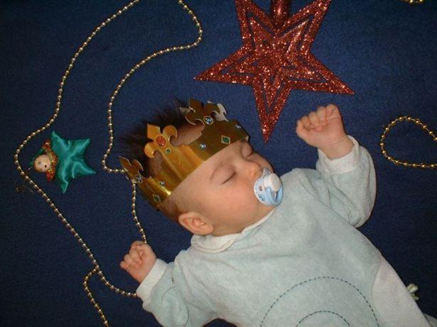 Этьенну досталась царская корона от заветного пирога