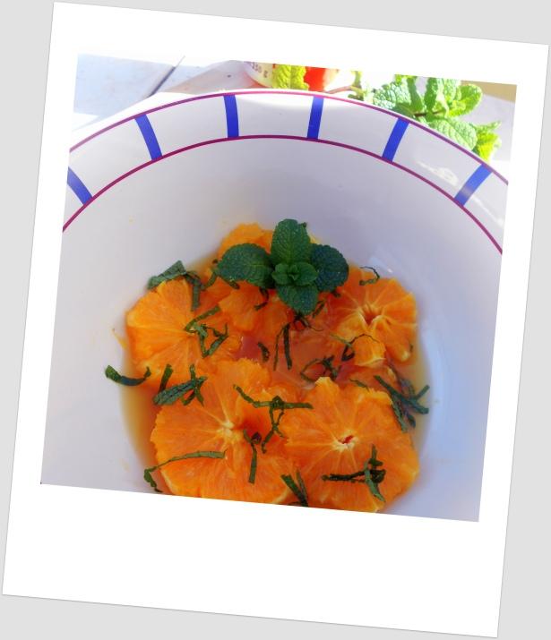 salade dorange