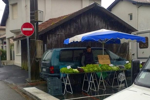 французский производитель салата