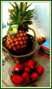 фруктовая закуска