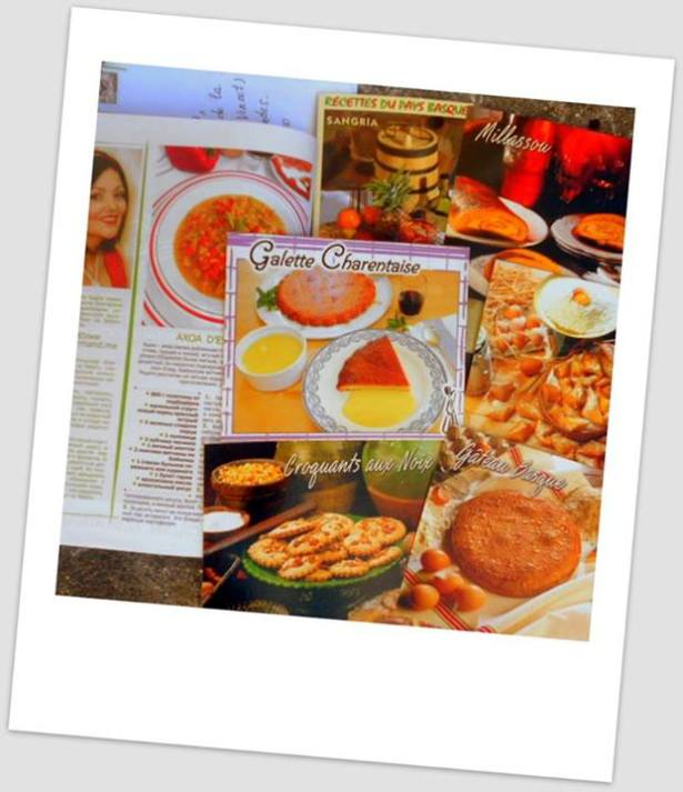 Aquitaine France блюда Аквитании