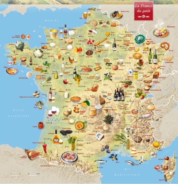 Гастрономические туры на любой вкус — знакомство с разнообразием и богатством французской кухни