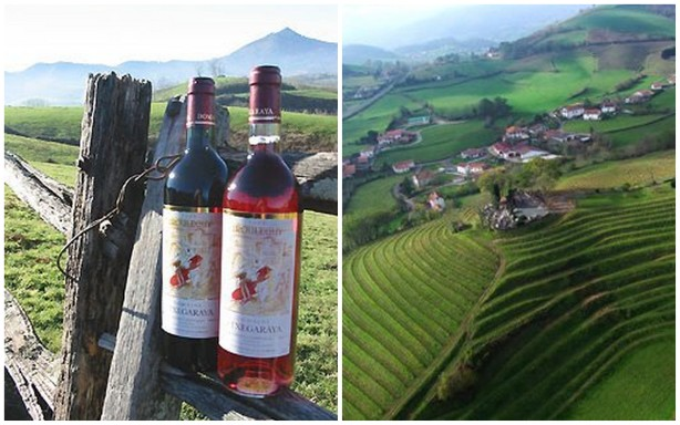 Винный маршрут: Irouléguy, гордая и независимая земля. Расположенная в пиренейских предгориях, Irouléguy является жемчужиной Страны Басков.