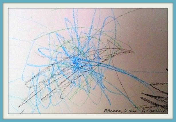 Автор: Etienne, 2 года - Каракули.