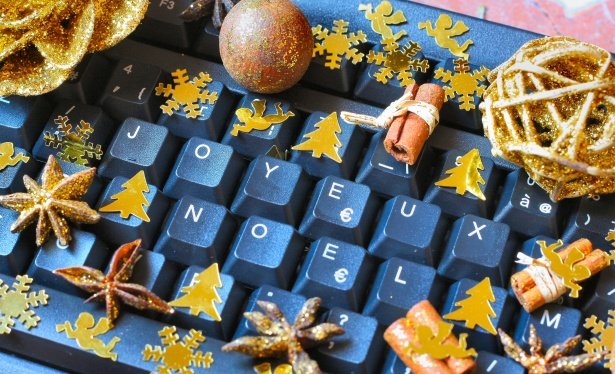 Joyeux noël informatique