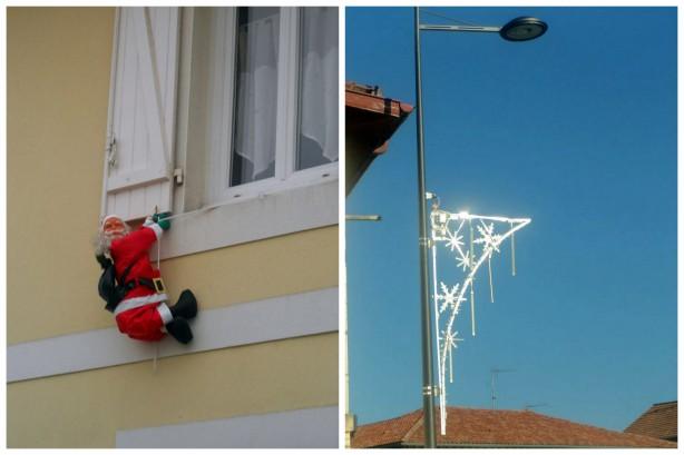 Как создают праздничную атмосферу в  Saint Vincent-de-Tyrosse...