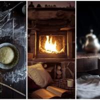 Волшебная реальность. Рождественские фонарики *  Имбирные человечки * Напиток «Зимагрей» и  красивые витрины.