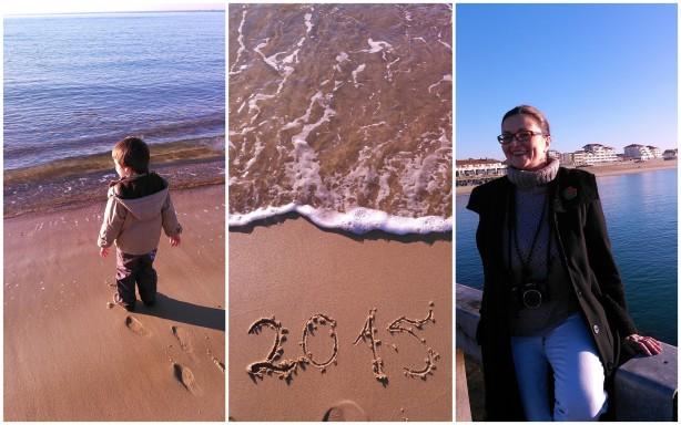 Balade hivernale a la plage de Capbreton: le calme, la beauté, le plaisir des yeux...Красота — это то, чем я любуюсь, получаю удовольствие от созерцания, наблюдения.