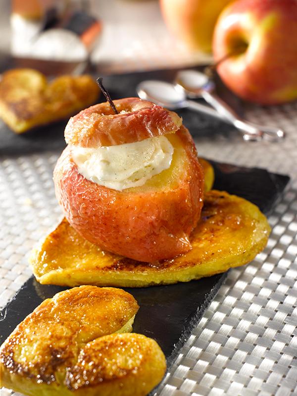 Pommes du Barry - рецепт к 14 февраля