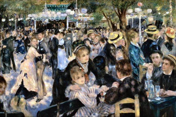 «Бал в Мулен де ла Галетт» (фр. Bal du moulin de la Galette) — картина, написанная французским художником Пьером Огюстом Ренуаром (Pierre-Auguste Renoir, 1841—1919) в 1876 году.