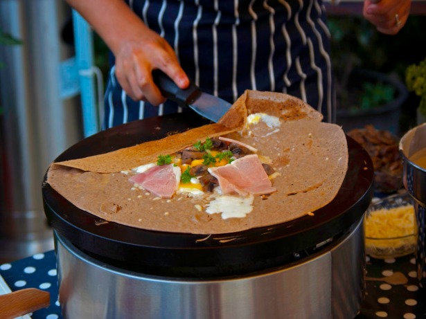 Fun et délicieuses : les crêpes et galettes Simmons. Source : France in London: great tasting and great Entertainment.