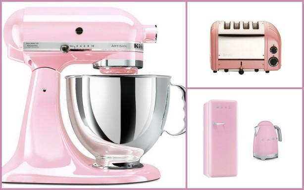 Миксер Artisan, Kitchen Aid Холодильник и чайник, Smeg Тостер NewGen, Dualit