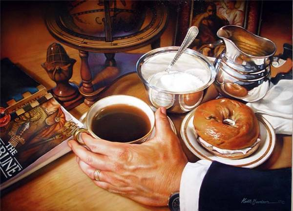 Keith Goodson / Завтрак для Него