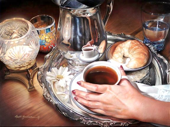 Keith Goodson / Завтрак для Неё