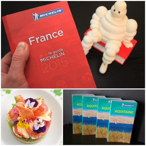 Michelin restaurant 2015 Aquitaine