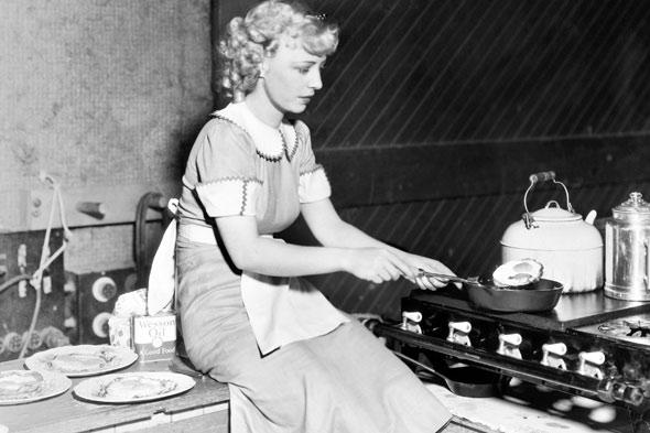 Source: La cuisine des femmes pressées